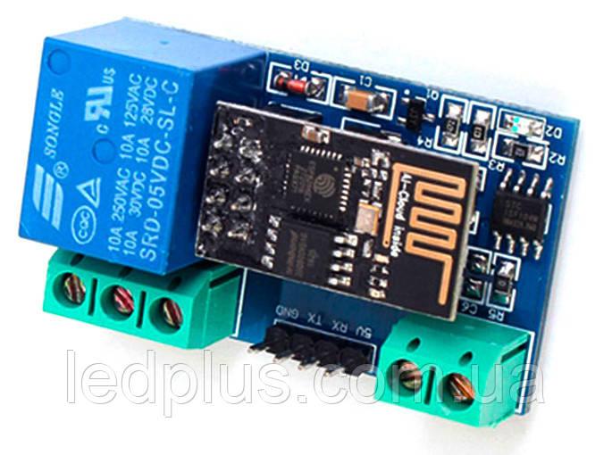 Модуль реле WI-FI ESP8266