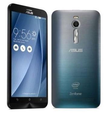 "Смартфон ASUS ZenFone 2 4/64GB(ZE551ML) Blue 2sim, 3000mAh, экран 5.5"" IPS, 13/5Мп, Intel Atom Z3580, GPS"