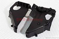 Пластик цилиндра для охлаждения комплект  для китайских скутеров 4т