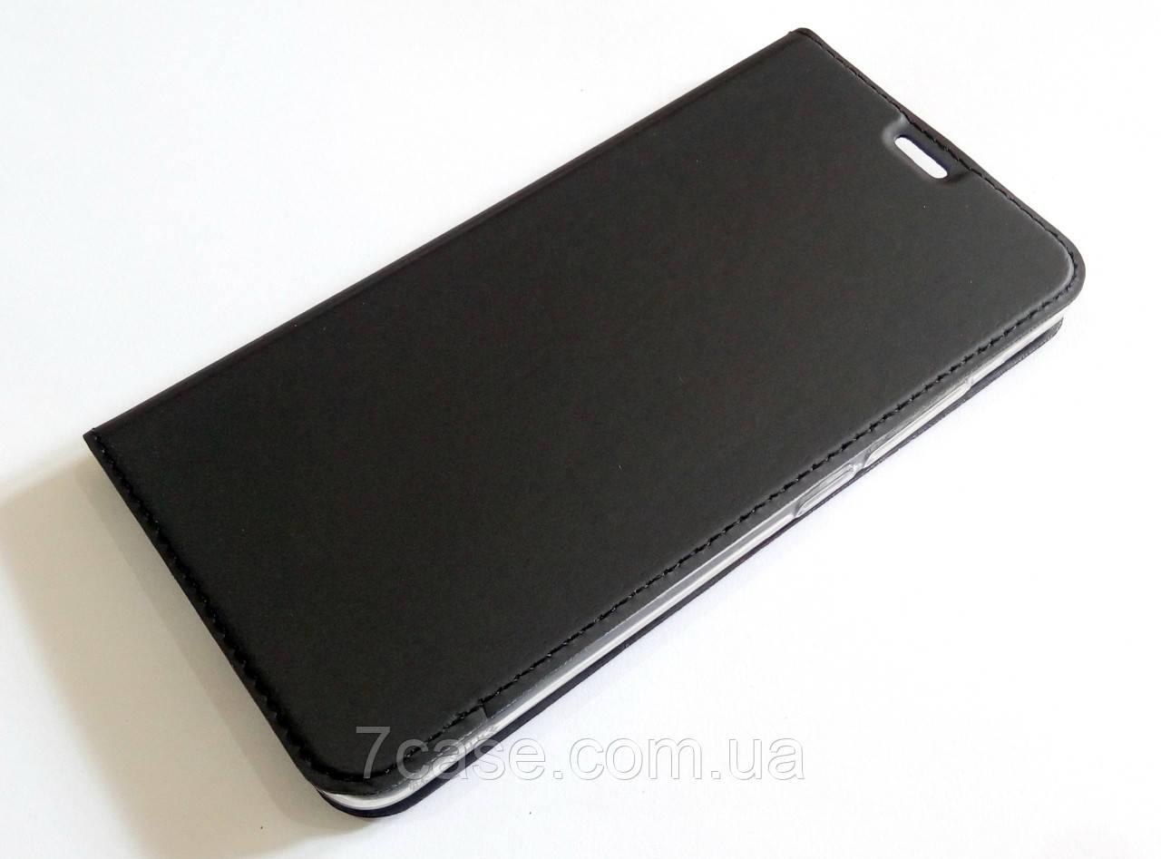 Чехол книжка KiwiS для Meizu M3 Note черный