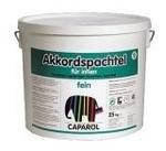 Шпаклевка Caparol Glattspachtel (Akkordspachtel Fein) 25 кг