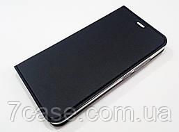 Чехол книжка KiwiS для Meizu M3 / M3s / M3 mini черный