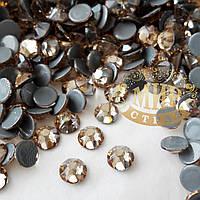 Камешки горячей фиксации Xirius Crystals, цвет Golden Shadow ss20 (4.6-4.8mm), 100шт