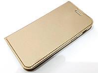 Чехол книжка KiwiS для Samsung Galaxy A5 a520 (2017) золотой, фото 1