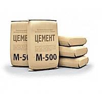 Цемент М-500 ПЦ I палети Д 0 Полимин