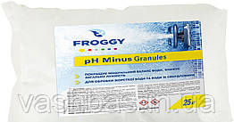 FROGGY™, PH- Minus Granules, 25кг мешок
