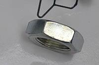 Гайки М14 високоміцні низькі ГОСТ 5916, DIN 936 клас міцності 8.0, 10.0, фото 1