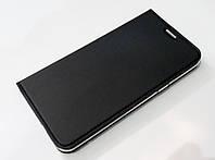 Чохол книжка KiwiS для Samsung Galaxy C5 SM-C5000 чорний