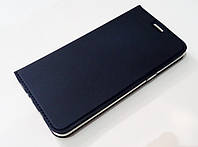 Чохол книжка KiwiS для Samsung Galaxy C5 SM-C5000 синій