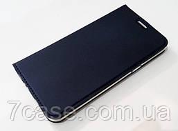 Чехол книжка KiwiS для Samsung Galaxy C5 SM-C5000 синий