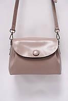 Небольшой кожаный клатч Galanty M681 l.pink
