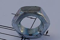 Гайка М24 ГОСТ 5916-70 низкая высокопрочная, фото 1
