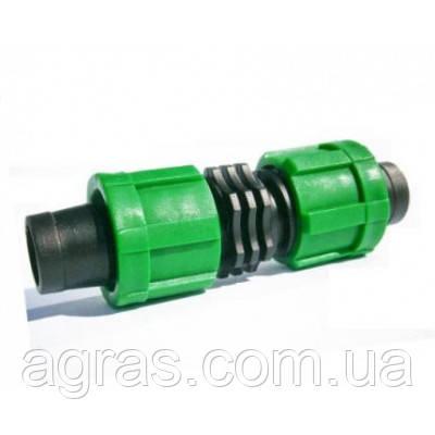 Соединитель для капельной ленты (ремонтник) SV, фото 2