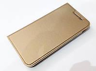 Чохол книжка KiwiS для Samsung Galaxy J5 Prime g570f золотий