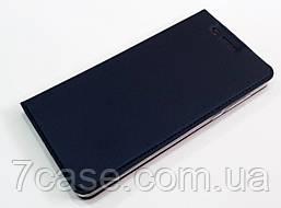 Чехол книжка KiwiS для Nokia 6 синий