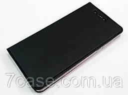 Чехол книжка KiwiS для Nokia 6 черный