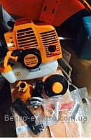 Бензотриммер Power craft BK 5940 n VIP original бензокоса 4 кВт, фото 1