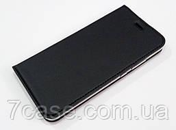 Чехол книжка KiwiS для Huawei P10 черный