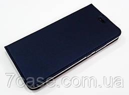 Чехол книжка KiwiS для Huawei P10 синий