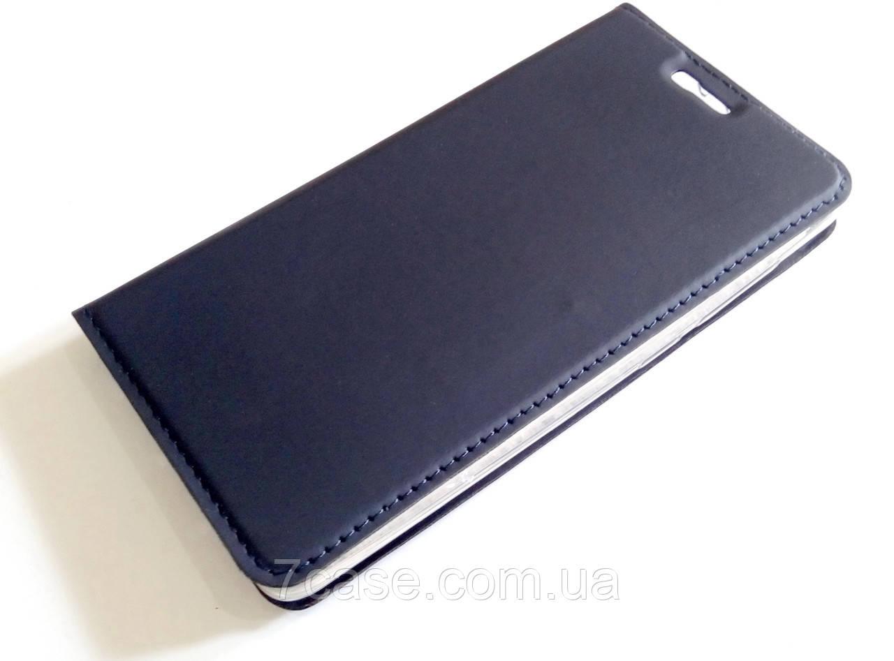 Чохол книжка KiwiS для Xiaomi Redmi 4 синій