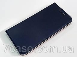 Чехол книжка KiwiS для Xiaomi Mi 5c синий