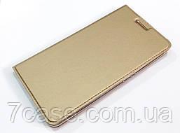Чехол книжка KiwiS для Xiaomi Mi Max золотой