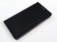 Чохол книжка KiwiS для Xiaomi Mi Max чорний, фото 1