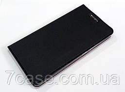Чехол книжка KiwiS для Xiaomi Mi Max черный