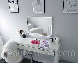 Туалетный столик с зеркалом для макияжа