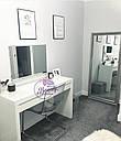 Туалетный столик с зеркалом для макияжа, фото 2