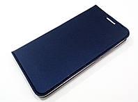 Чохол книжка KiwiS для Meizu Pro 6 Plus синій