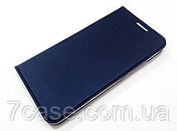 Чехол книжка KiwiS для Meizu Pro 6 Plus синий