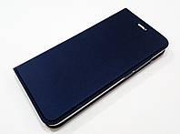 Чехол книжка KiwiS для Meizu Pro 6 синий, фото 1