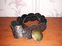 Шикарный коричневый ремень Accessories, фото 1