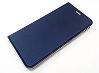 Чехол книжка KiwiS для Meizu M3e синий, фото 1