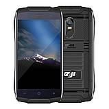 """Смартфон противоударный HOMTOM ZOJI Z6 черный (экран 4.7"""", памяти 1/8, аккумулятор 3000 мАч), фото 2"""