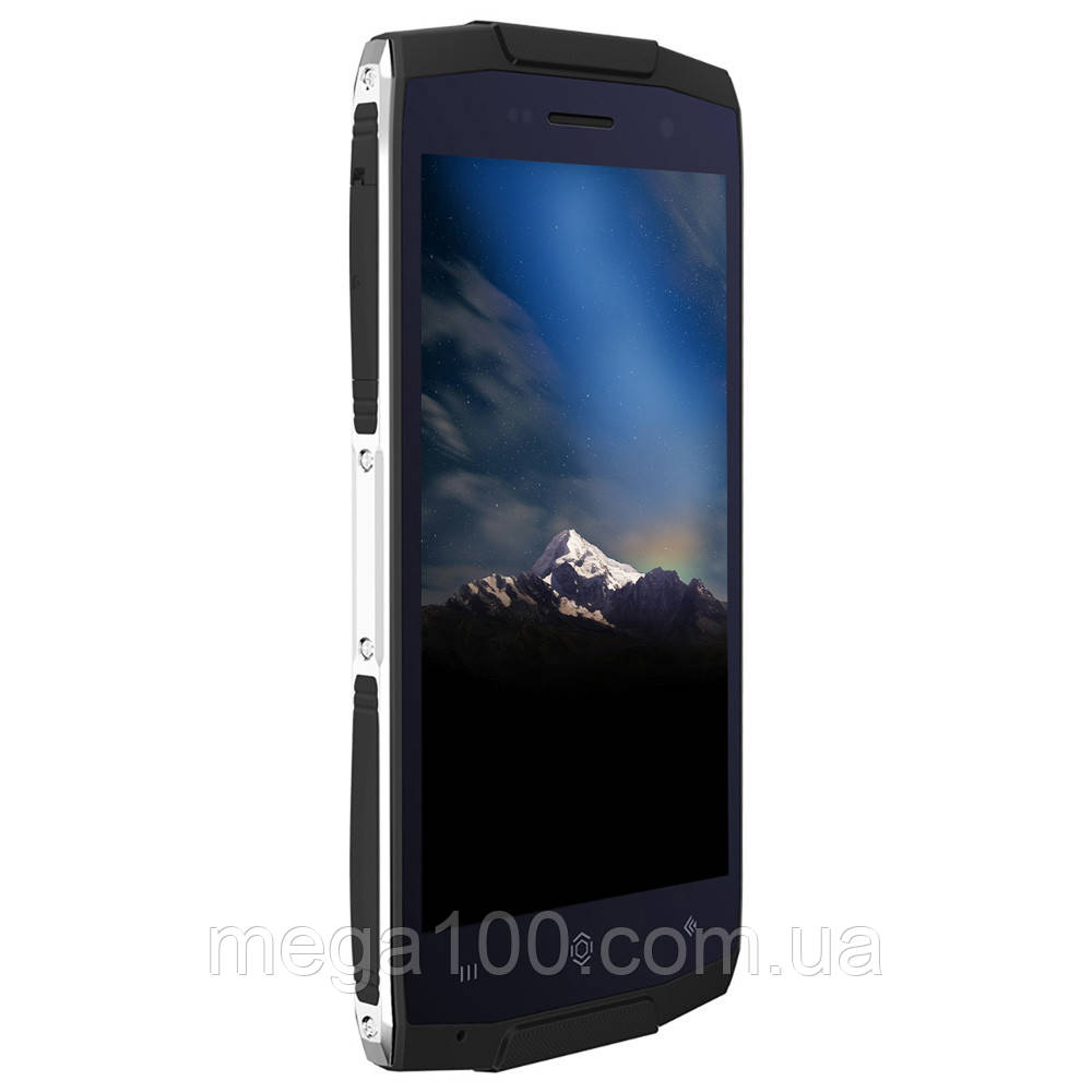a60926b933937 Смартфон противоударный HOMTOM ZOJI Z6 черный (экран 4.7