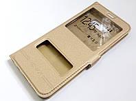 Чохол книжка Momax з віконцями для Samsung Galaxy S8 Plus G955 золотий