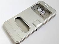 Чехол книжка с окошком для Samsung Galaxy S7 Edge G935, фото 1