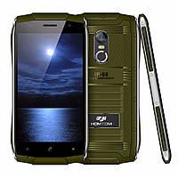 "Смартфон противоударный HOMTOM ZOJI Z6 зеленый (экран 4.7"", памяти 1/8, аккумулятор 3000 мАч), фото 1"