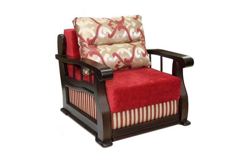 Кресло Цезарь с подлокотниками из ясеня
