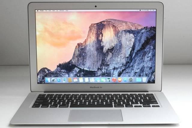 """Apple MacBook Air 13"""" 256 Gb (MQD42) 2017"""