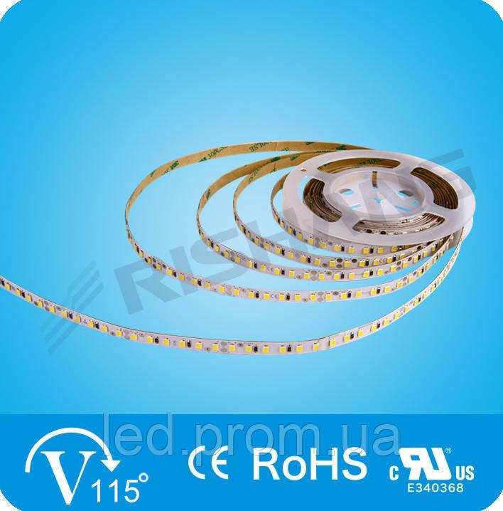 Светодиодная лента RISHANG 2835-120-24V-IP20 8,6W 745Lm 3000K (RD08C0TC-B)