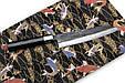 Нож кухонный Сантоку, 182 мм, Samura Super 5 (SP5-0095), фото 4