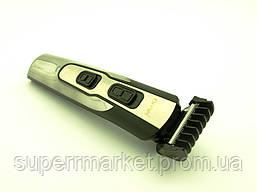 Gemei GM-592 10in1, аккумуляторная машинка для стрижки триммер бритва 10в1, фото 3
