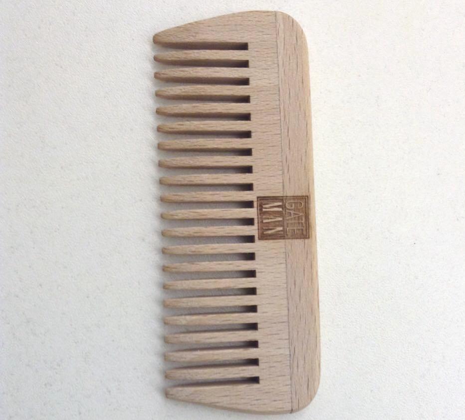 Gate Man Гребінь для бороди і вусів Эмеби