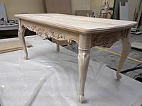 Заготовки для столов и другой мебели. Резные изделия из дерева на заказ