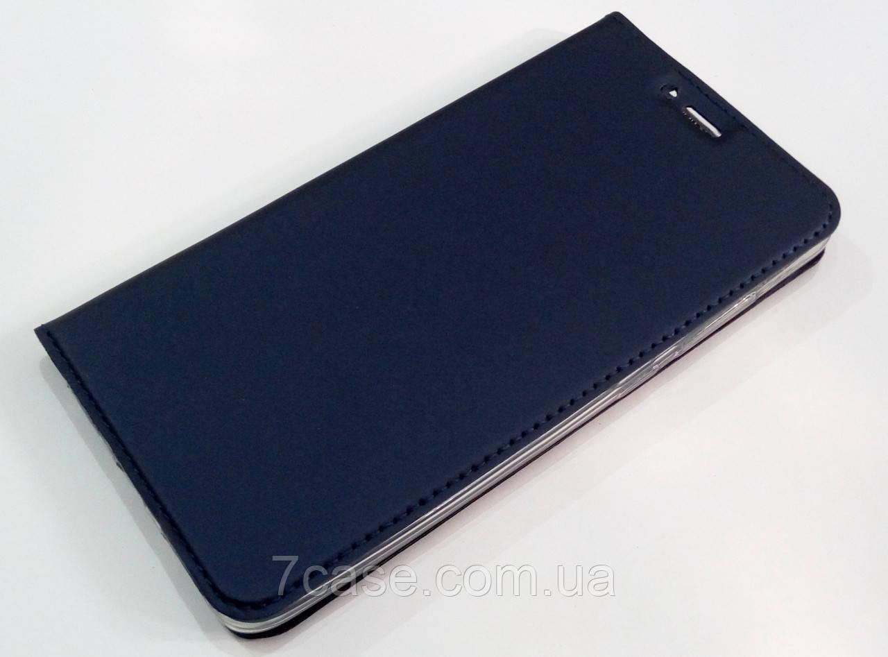 Чохол книжка KiwiS для Xiaomi Redmi Note 4x синій