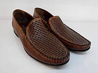 Мокасины Etor 11441-1719-89-1 41 коричневые, фото 1