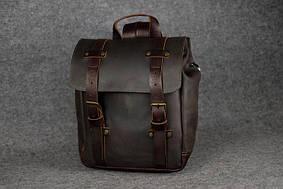 Мужской рюкзак HANKLE H1 |13227| Шоколад+Вишня